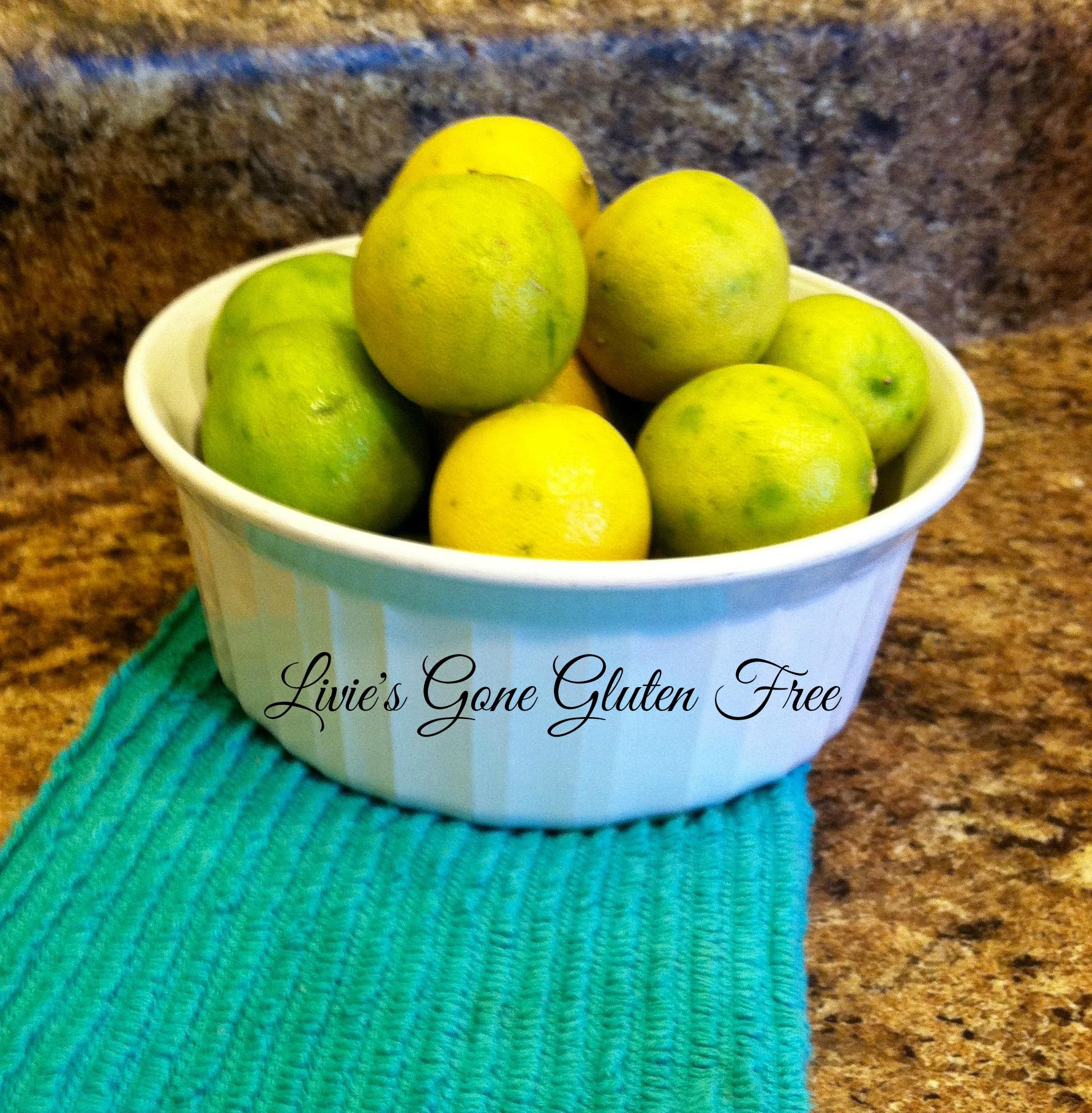 Gluten Free Key Lime Pound Cake